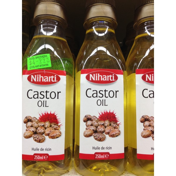 Niharti Castor Oil 8.4 Fl Oz