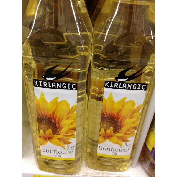 Kirlangic Sunflower Oil 34 Fl Oz