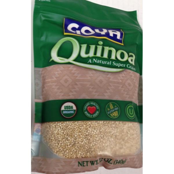 Goya Organic Chia Seeds 12 OZ / 340 Gms