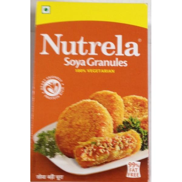 Nutrela Soya Granules 7 Oz / 200 Gms