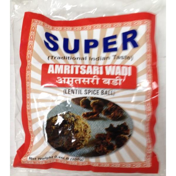 Super Amritsari Wadi 7 Oz / 200 Gms