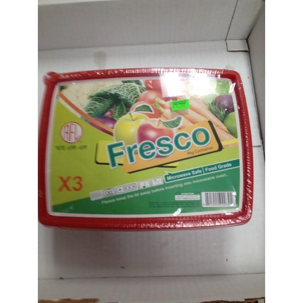 Fresco Rtg Container 5 OZ / 150 Gms