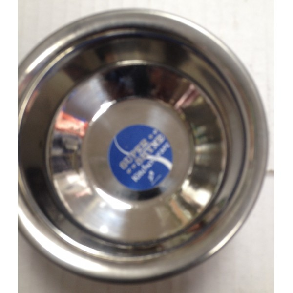 Super Deluxe Copper Baase Steel Vesel 8 oz / 220 Gms