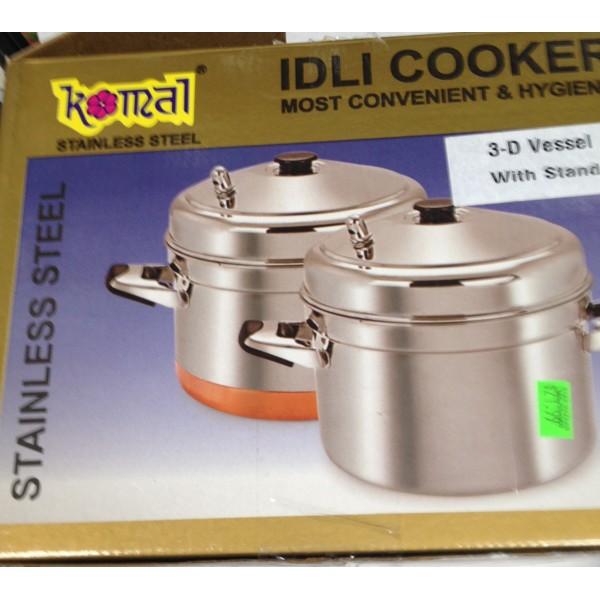 Komal Idli Cooker 10 oz / 300 Gms