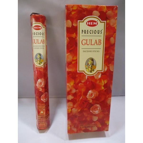 Precious Gulab Incense 1.6 oz