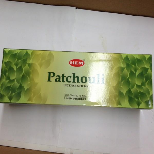 HEM Patchouli Incense Sticks 1.76 Oz