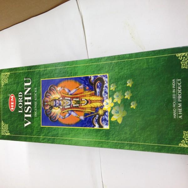 HEM Lord Vishnu Incense Sticks 1.76 Oz