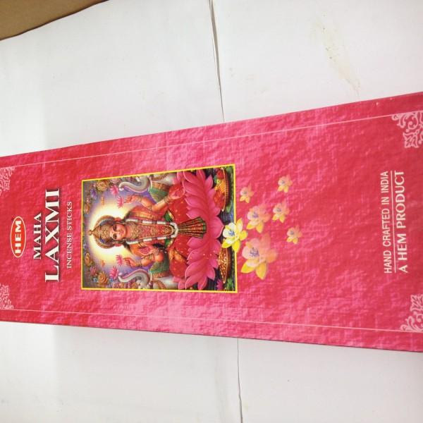 HEM Maha Laxmi Incense Sticks 1.76 Oz