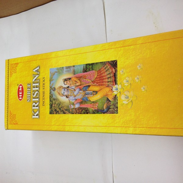 HEM Shree Krishna Incense 1.76 Oz