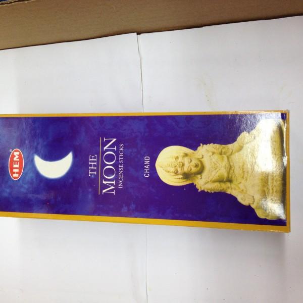HEM The Moon Incense Sticks 1.76 Oz