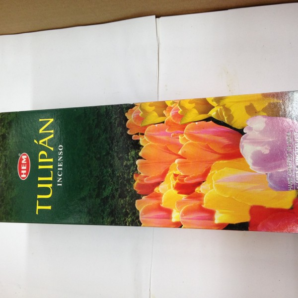 HEM Tulipan Incense Sticks 1.76 Oz