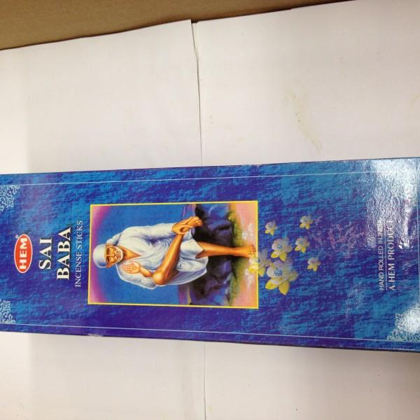 HEM Sai Baba Incense 1.76 Oz