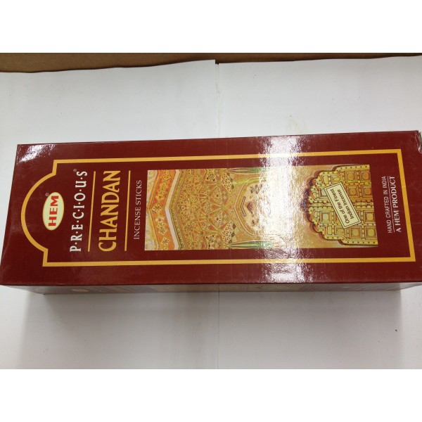 HEM Precious Chandan Incense 1.76 Oz