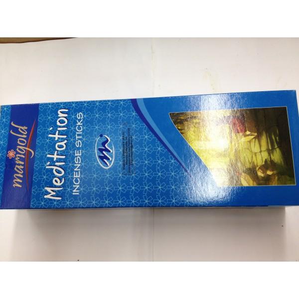 Marigold Meditation Incense Sticks 1.76 Oz