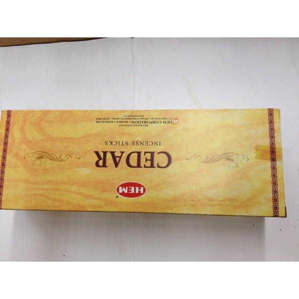 HEM Cedar Incense Sticks 1.76 Oz