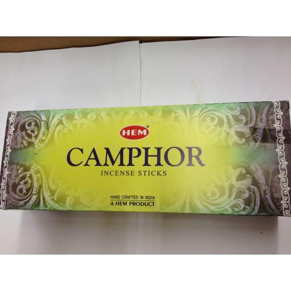 HEM Camphor Incense Sticks 1.76 Oz