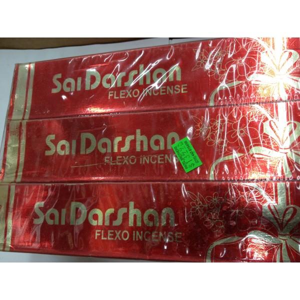 Sai Darshan Flexo Incense 7.1 Oz