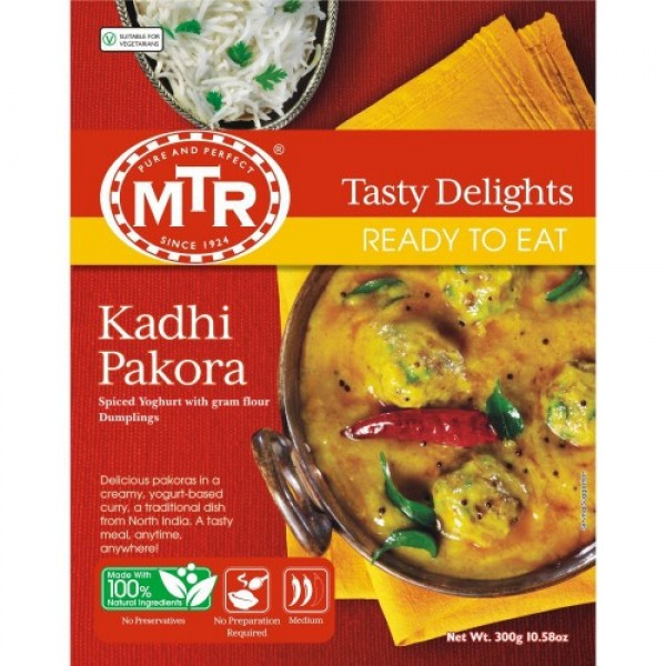 MTR Kadhi Pakora 10.58 OZ / 300 Gms