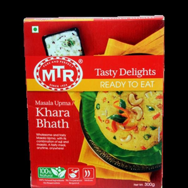 MTR Khara Bhath 10.5 OZ /  298 Gms