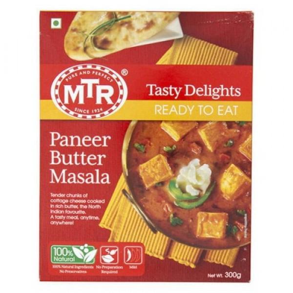 MTR Paneer Butter Masala 10.5 Oz / 298 Gms