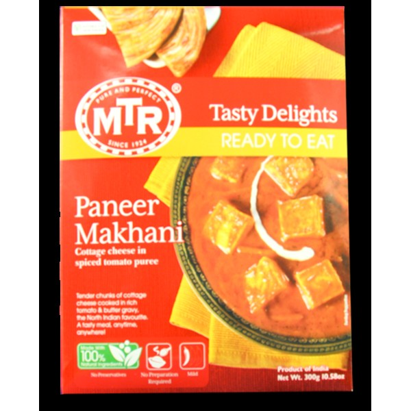 MTR Paneer Makhani 10.5 Oz / 298 Gms