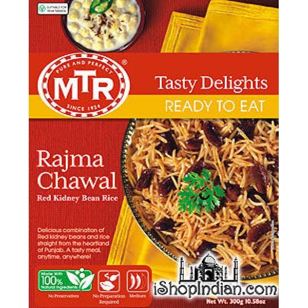 MTR Rajma Chawal 10.58 OZ /  300 Gms