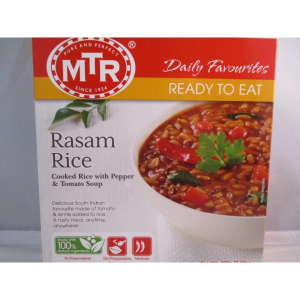 MTR Rasam Rice 10.58 OZ /  300 Gms