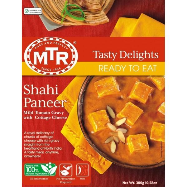 MTR Shahi Paneer 10.58 Oz / 300 Gms
