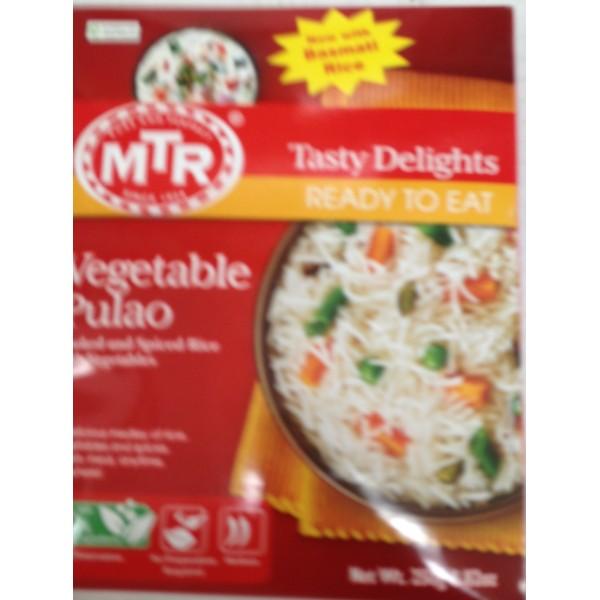MTR Vegetable Pulao 10.5 Oz / 300 Gms
