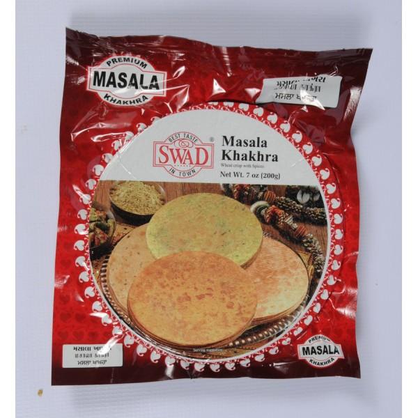 SWAD Masala Khakhra 7.2 OZ / 204 Gms