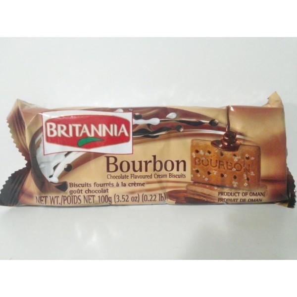 Britannia Bourbon Choco Kreme 390 Gms