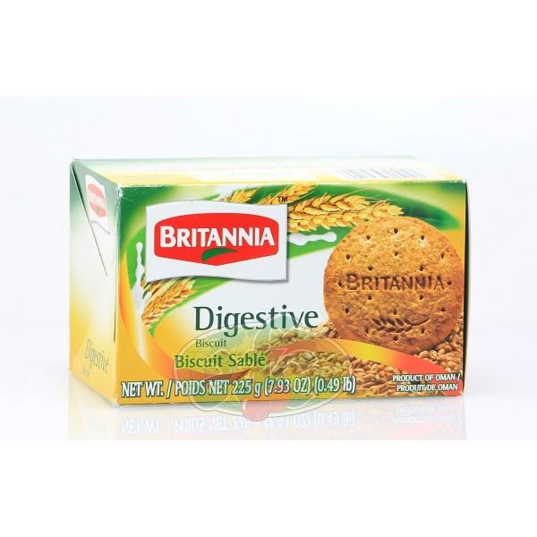 Britannia  Digestive Nutri Choice 5 grains  250 Gms
