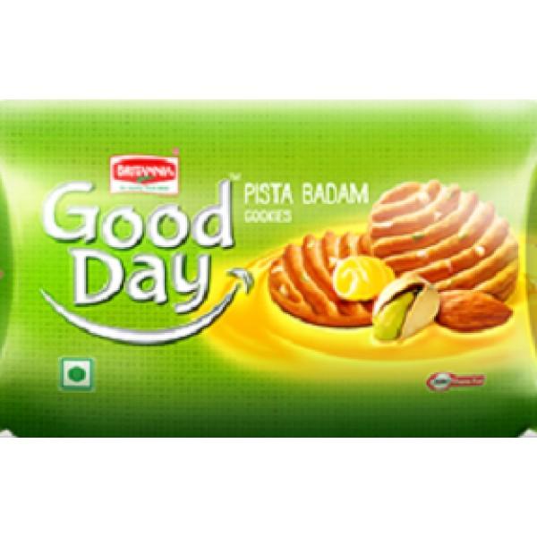 Britannia Good Day Pista-Almond Cookie 600 Gms