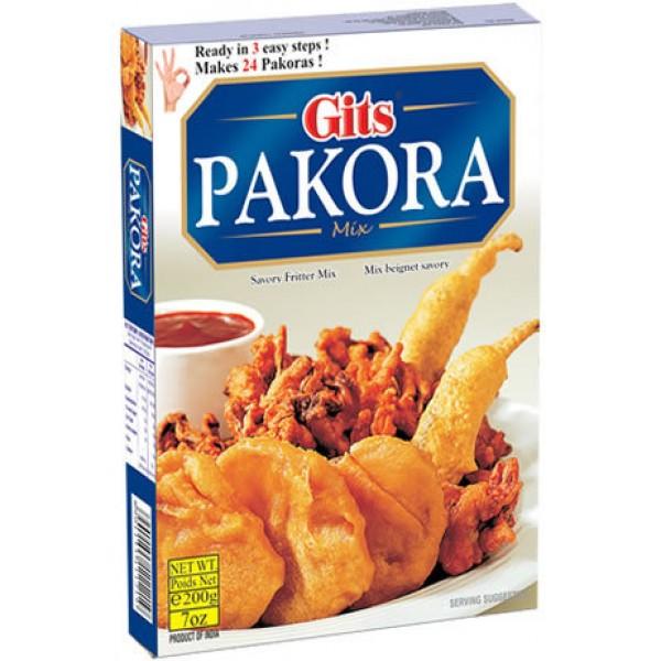 Gits Pakora 7 OZ / 198 Gms