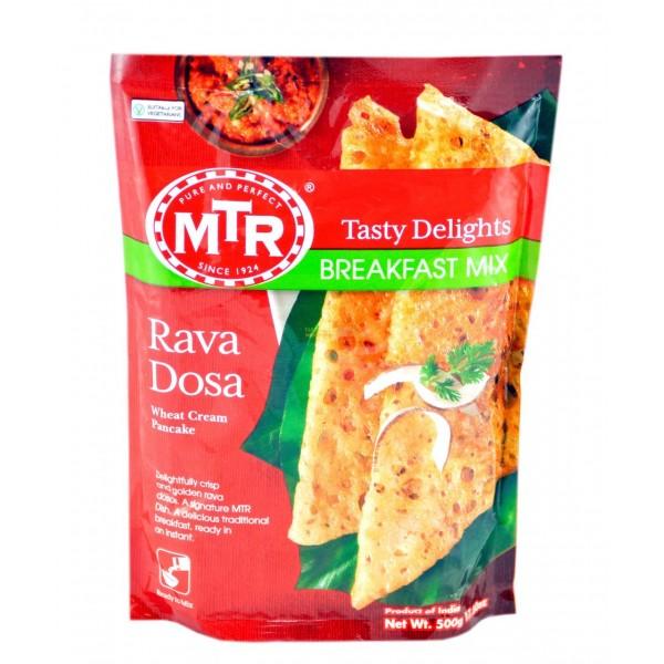 MTR Rava Dosa 17.5 OZ / 496 Gms