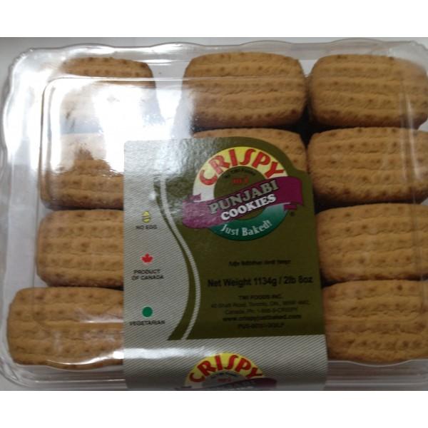 Crispy Punjabi Cookies  40 Oz / 1134 Gms