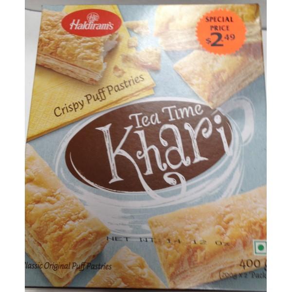 Haldiram's Tea Time Khari 14 Oz / 400 Gms