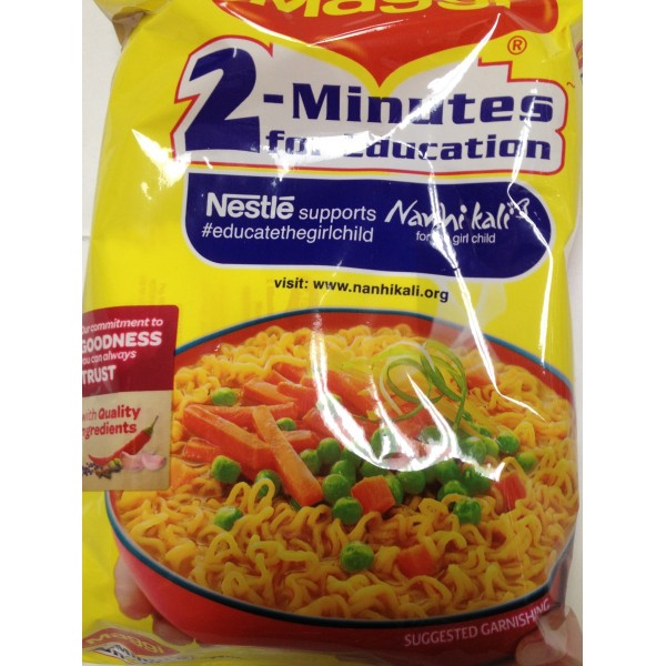 Maggi Noodles 2.5 Oz / 70 Gms