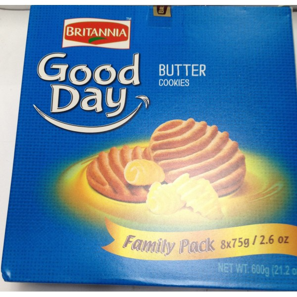 Britannia Good Day Butter Cookies 600 Gms