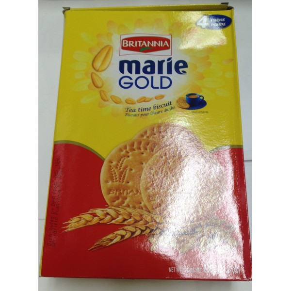 Britannia Marie Gold 21.2 Oz / 600 Gms