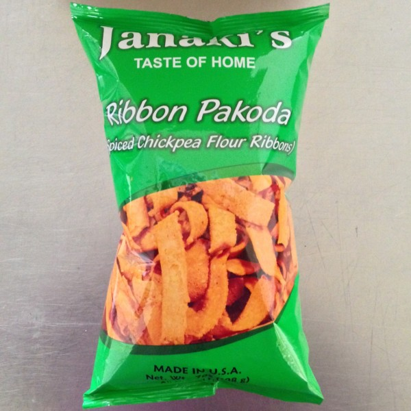 Janaki Ribbon Pakoda 7 OZ / 200 Gms