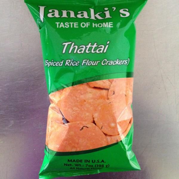 Janaki Thattai 7 OZ / 200 Gms