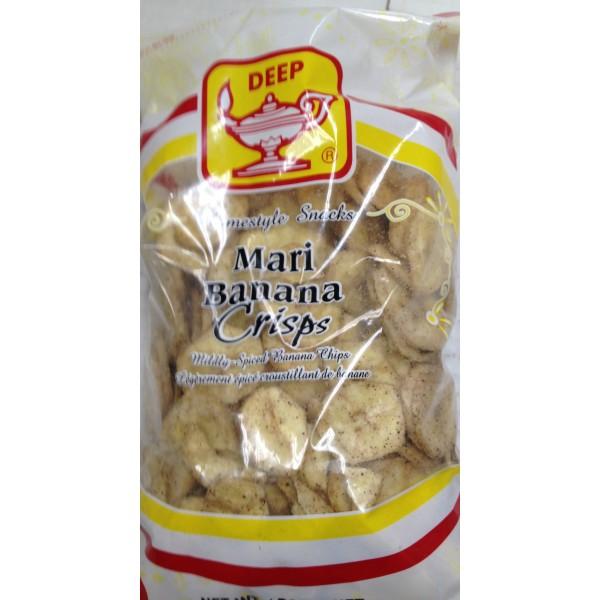 Deep Mari Banana Chips 7 Oz / 200 Gms