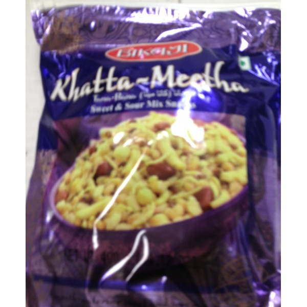 Bikaji Khatta-Meetha 14 Oz / 400 Gms