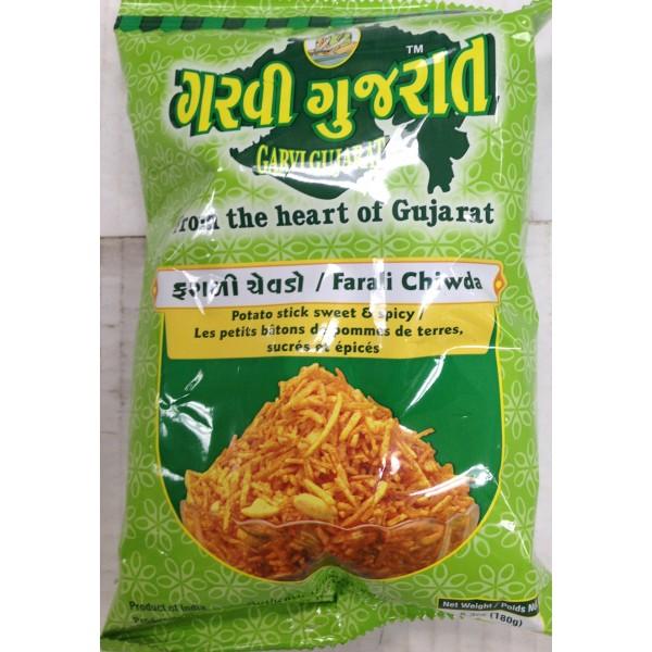Garvi Gujarathi Farali Chiwda 6.3 Oz / 180 Gms