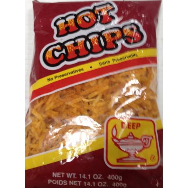 Deep Hot Chips 14.1 Oz / 400 Gms