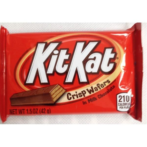 Kitkat crisp wafers 1.5 Oz / 42 Gms