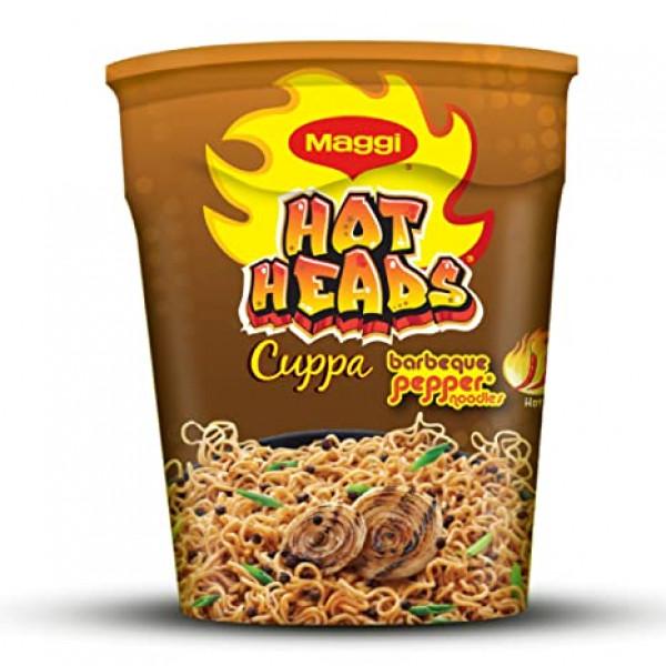 Maggi Hot Heads Cuppa 3.03 Oz / 86 Gms