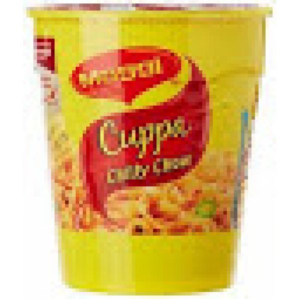 Maggi Cuppa Mania - Chilly Chow Yo! (70 gm each)
