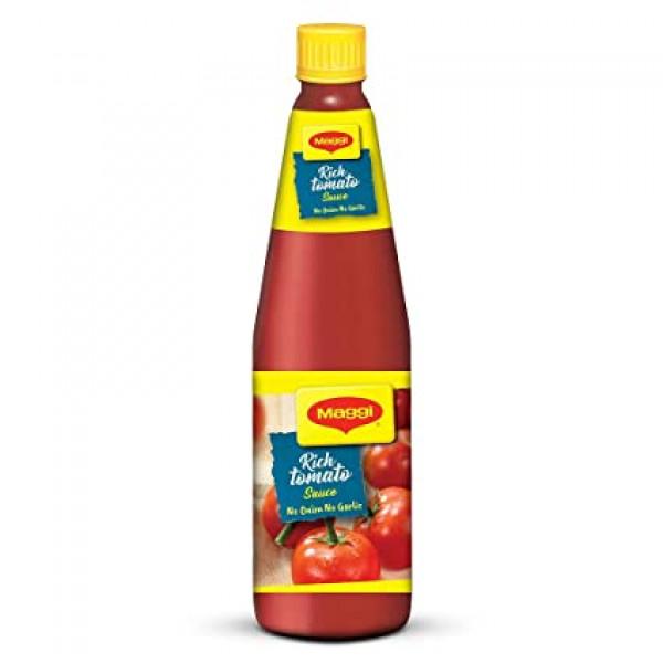 Maggi Rich Tomato Sauce 17.6 OZ / 499 Gms